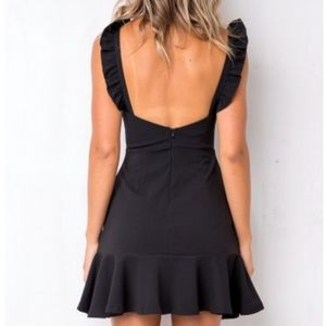 Stelly Dresses - Stelly A Love to Remember Dress Black